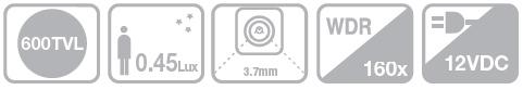 Samsung SCB-3020P - Kamery miniaturowe