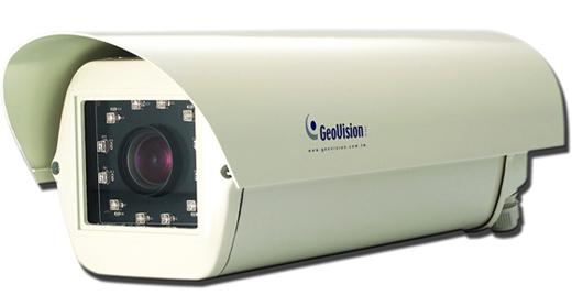 Identyfikacja tablic GV-LPR CAM 10A - Kamery zintegrowane
