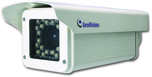 Identyfikacja tablic rejestracyjnych GV-LPR CAM 20A - Kamery zintegrowane