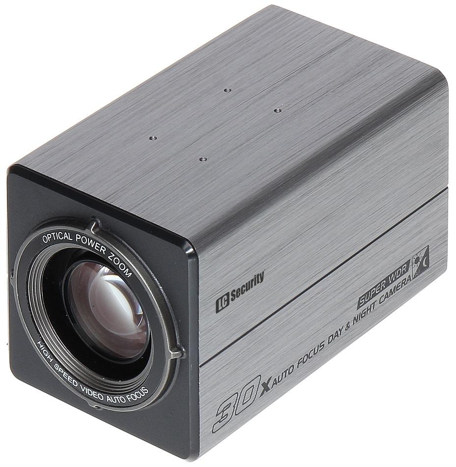 LC-720 AHD MotoZoom - Kamera z szybkim Autofocusem - Kamery kompaktowe