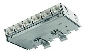 Panel krosowy STX dla szaf rack 10